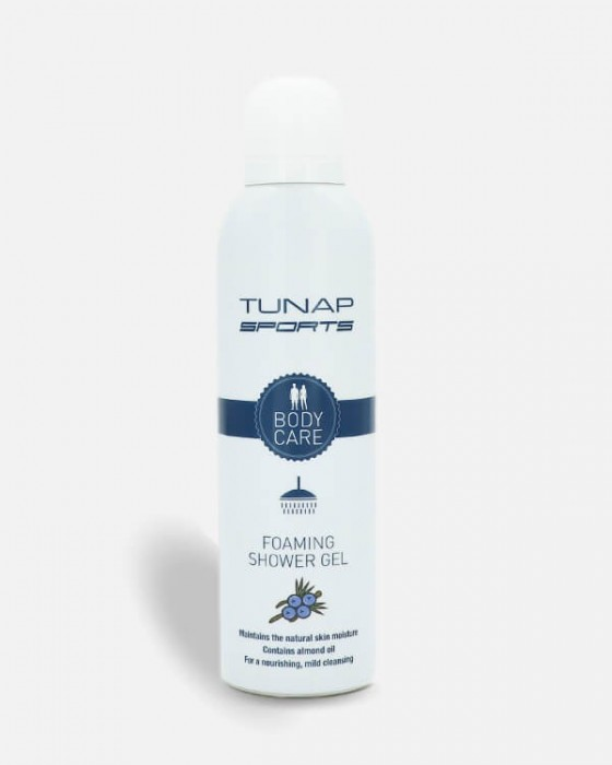 Foaming shower gel TUNAP SPORTS