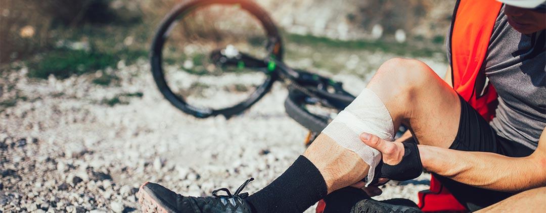 Incidente in bici? Cosa fare