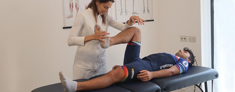 Ciclismo, dolori e muscoli pesanti