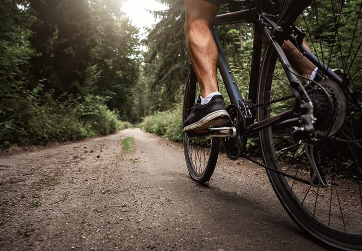 polpaccio in bici