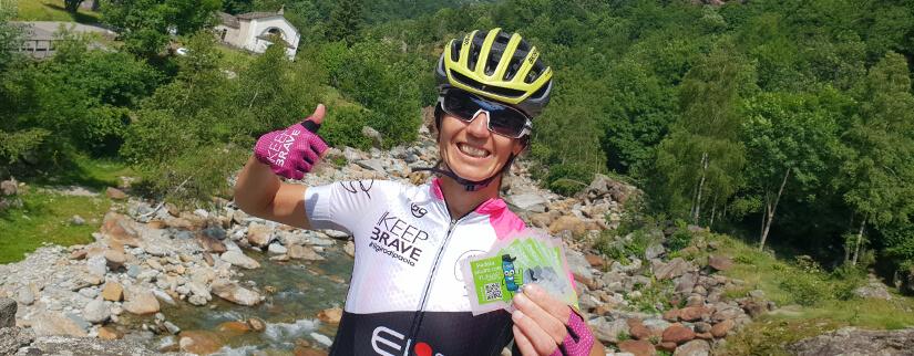 Sicurezza in bici con Paola Gianotti
